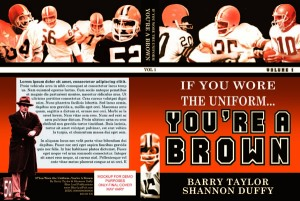 Cleveland Browns new biography book